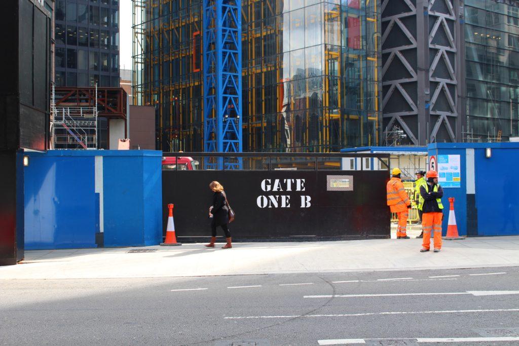 Photo by Sebastien LE DEROUT on Unsplash construction site london